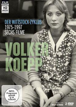 Volker Koepp – Der Wittstock-Zyklus 1975-1997 von Koepp,  Volker