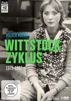 Volker Koepp – Der Wittstock Zyklus (Sonderausgabe) von Koepp,  Volker