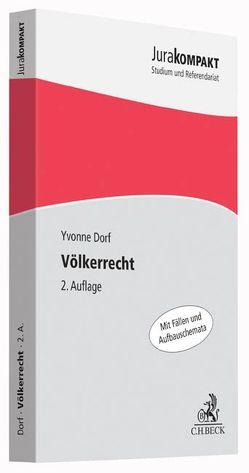Völkerrecht von Dorf,  Yvonne