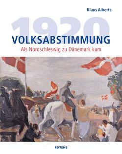 Volksabstimmung 1920 von Alberts,  Klaus