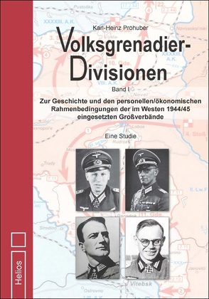 Volksgrenadier-Divisionen von Pröhuber,  Karl-Heinz