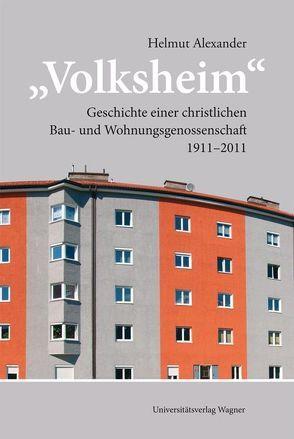 """""""Volksheim"""" von Alexander,  Helmut"""