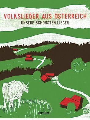 Volkslieder aus Österreich von Bardenhofer-Paul,  Sabine, Gysi,  Mira