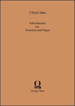 Volksmärchen aus Pommern und Rügen von Jahn,  Ulrich