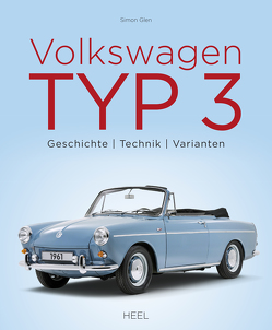 Volkswagen Typ 3 von Glen,  Simon