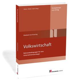 Volkswirtschaft von Knorring,  Dr. Ekkehard Baron von