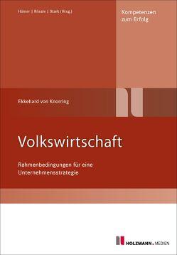 Volkswirtschaft von von Knorring,  Dr. Baron Ekkehard
