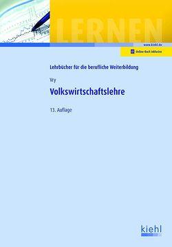 Volkswirtschaftslehre von Vry,  Wolfgang