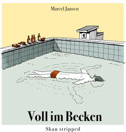 Voll im Becken von Jansen,  Marcel
