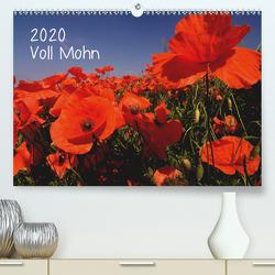 Voll Mohn (Premium, hochwertiger DIN A2 Wandkalender 2020, Kunstdruck in Hochglanz) von Möller,  Michael