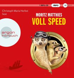 Voll Speed von Herbst,  Christoph Maria, Matthies,  Moritz