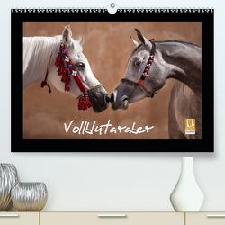 Vollblutaraber (Premium, hochwertiger DIN A2 Wandkalender 2021, Kunstdruck in Hochglanz) von Tilborghs,  Francis
