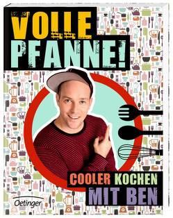 Volle Pfanne! von Blümel,  Ben, Kowalski,  Jörg, Marahrens,  Marc, Marahrens,  Olav