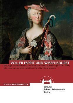 Voller Esprit und Wissensdurst von Däberitz,  Ute, Eberle,  Martin, Freitag,  Friedegund, Paasch,  Kathrin, Streckhardt,  Christoph