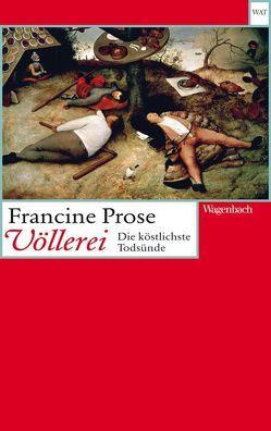 Völlerei von Meltendorf,  Friederike, Prose,  Francine