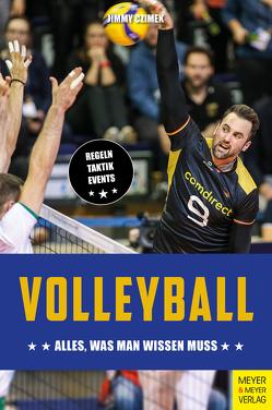 Volleyball von Czimek,  Jimmy, Grozer junior,  Georg