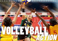 Volleyball Action (Wandkalender 2020 DIN A4 quer) von Robert,  Boris