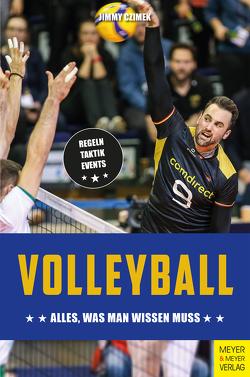 Volleyball von Czimek,  Jimmy, Junior,  Georg Grozer