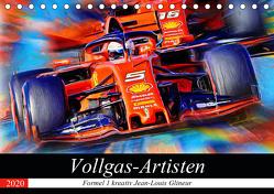 Vollgas-Artisten (Tischkalender 2020 DIN A5 quer) von Glineur alias DeVerviers,  Jean-Louis