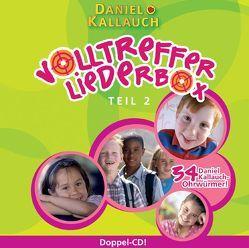 Volltreffer Liederbox CD 2 (Doppel-CD) von Kallauch,  Daniel