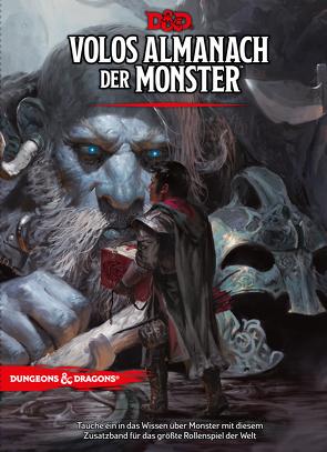 D&D: Volos Almanach der Monster von Lee,  Adam, Mohan,  Kim, Perkins,  Christopher, Reynolds,  Sean K., Sernett,  Matt, Sims,  Chris, Win,  Steve