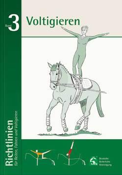 Voltigieren von Deutsche Reiterliche Vereinigung e.V. (FN)