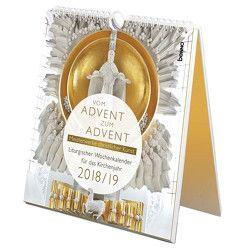 Vom Advent zum Advent 2018/2019 von Klingner,  Dirk