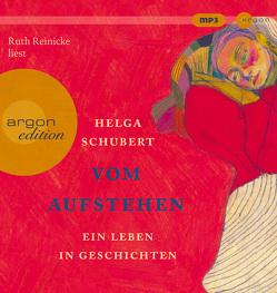 Vom Aufstehen von Reinecke,  Ruth, Schubert,  Helga