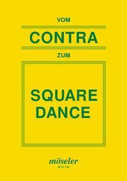 Vom Contra zum Square-Dance von Klotzsche,  Volker