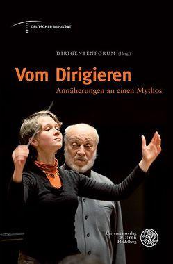 Vom Dirigieren von Bayerl,  Sabine, Van Volxem,  Susanne