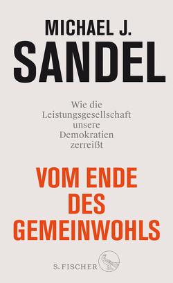 Vom Ende des Gemeinwohls von Reuter,  Helmut, Sandel,  Michael J.