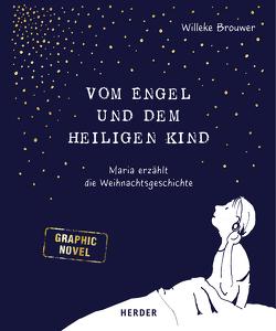Vom Engel und dem heiligen Kind von Brouwer,  Willeke