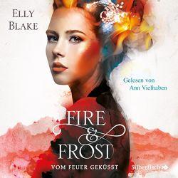 Vom Feuer geküsst von Blake,  Elly, Hergane,  Yvonne, Vielhaben,  Ann