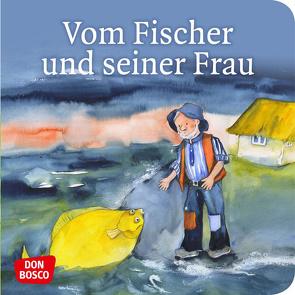 Vom Fischer und seiner Frau von Grimm Brüder, Lefin,  Petra