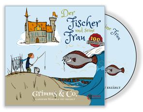 Vom Fischer und seiner Frau von Lebsuch,  Bianka