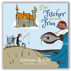 Vom Fischer und seiner Frau Märchenlern- und Bastelbuch von Lebsuch,  Bianka