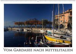 Vom Gardasee bis Mittelitalien (Wandkalender 2019 DIN A2 quer) von Janka,  Rick