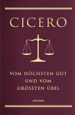 Vom höchsten Gut und vom größten Übel von Büchler,  Otto, Cicero