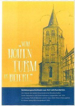 """""""Vom hohen Turm es beiert …"""" von Klose,  Hans U, Potthoff-Münnich,  Swenja"""
