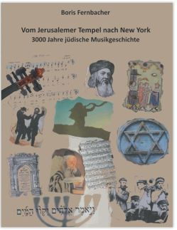 Vom Jerusalemer Tempel nach New York von Fernbacher,  Boris