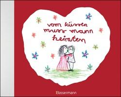 vom küssen muss mann heiraten von Brunner,  Ben