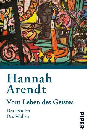 Vom Leben des Geistes von Arendt,  Hannah, Vetter,  Hermann