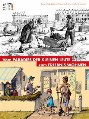Vom Paradies der kleinen Leute zum Erlebnis Wohnen von Schwarz,  Werner Michael, Winkler,  Susanne
