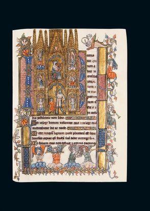Vom Psalter zum Stundenbuch von König,  Eberhard, Tenschert,  Heribert