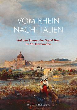 Vom Rhein nach Italien von Haberland,  Irene