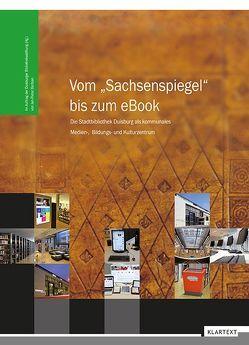 """Vom """"Sachsenspiegel"""" bis zum eBook von Barbian,  Jan-Pieter"""