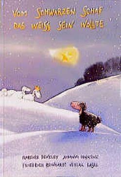 Vom schwarzen Schaf, das weiss sein wollte von Develey,  Florence, Ignjatovic,  Johanna