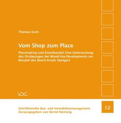 Vom Shop zum Place von Koch,  Thomas, Nentwig,  Bernd,  Nentwig,