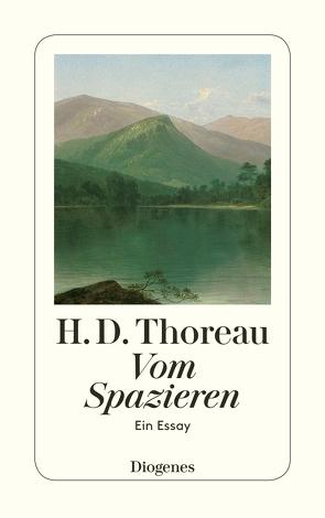 Vom Spazieren von Gunsteren,  Dirk van, Thoreau,  Henry David