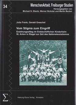 Vom Stigma zum Eingriff von Frank,  Julia, Greschel,  Gerald